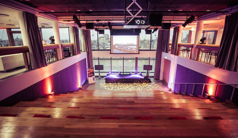 The Amphitheatre , Sea Containers Events
