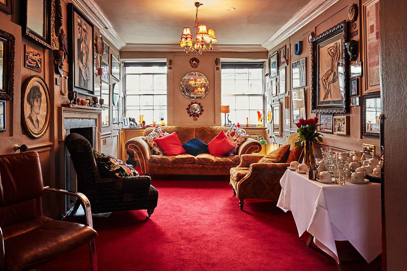 The Channing Williams Room, The Union Club