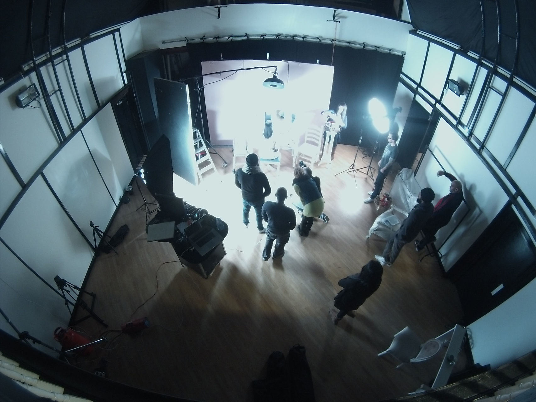 Studio One - Professional Photographic Studio Hire, Simulacra Studio