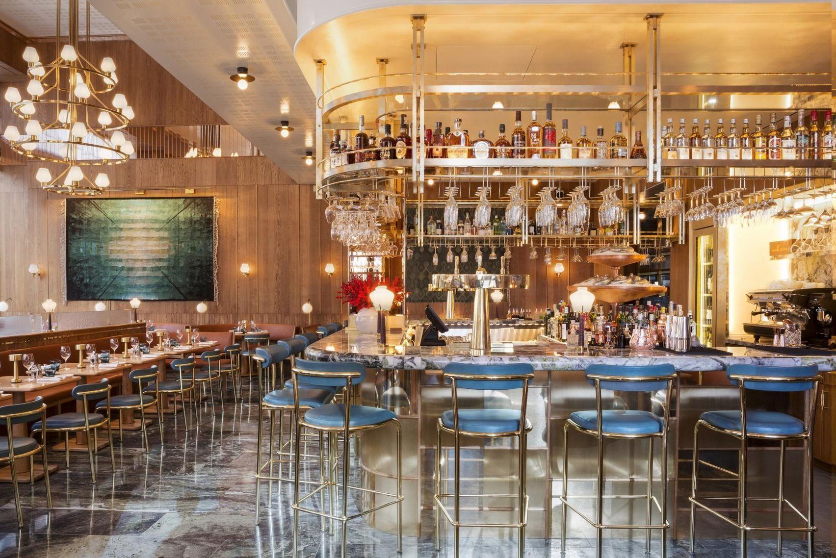 Private Dining, Aquavit London