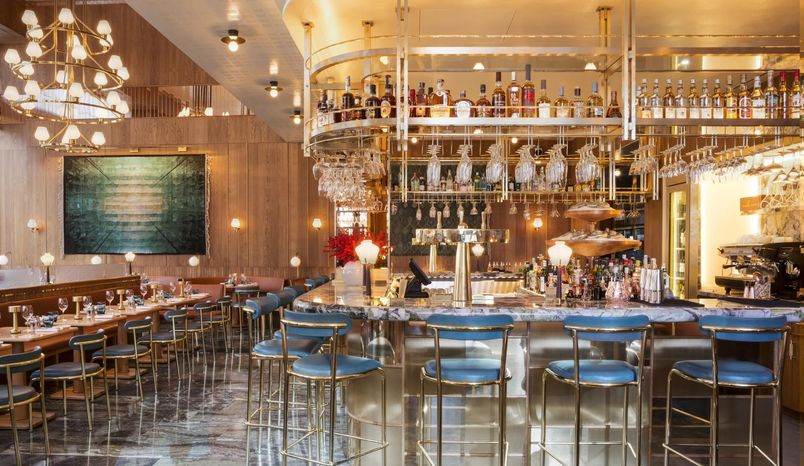 Private Dining, Aquavit London