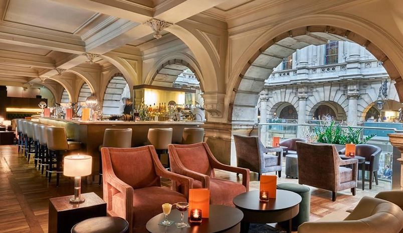 The Threadneedle Bar, Royal Exchange Grand Cafe
