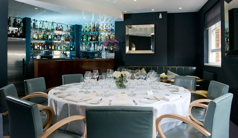 Private Dining Room, Orrery