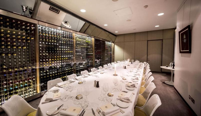 Private Dining Room, Plateau