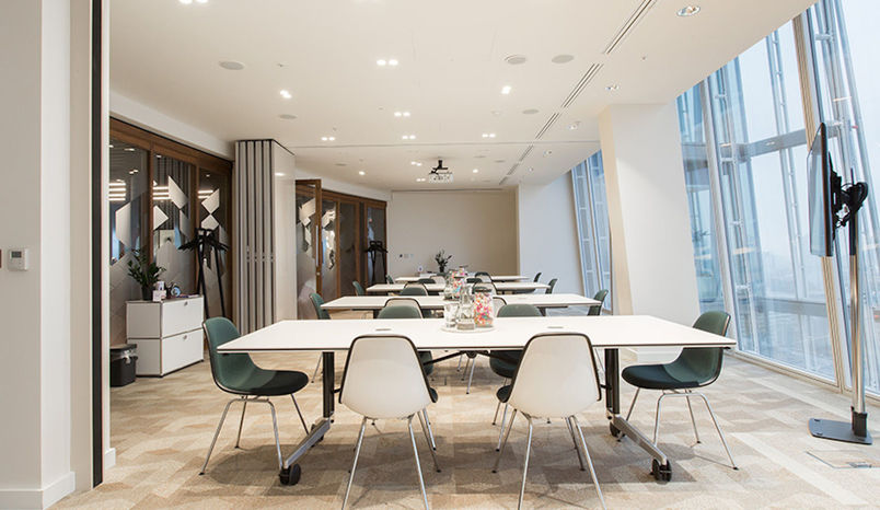 Meeting Room 1 - 4 , TOG, The Shard