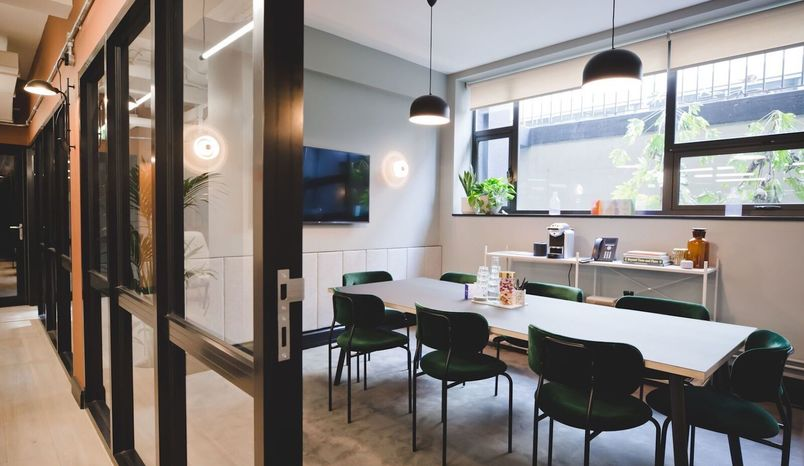 Meeting Room 3 , TOG - Kirby Street