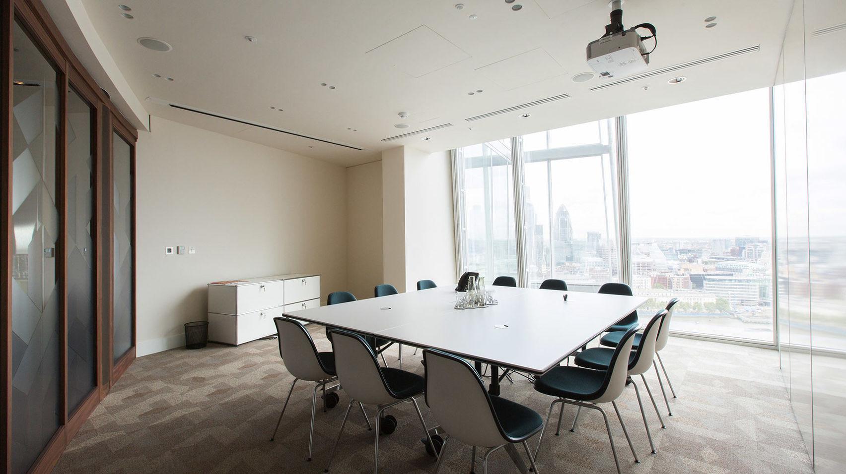 Meeting Room 1, TOG, 24/25 The Shard