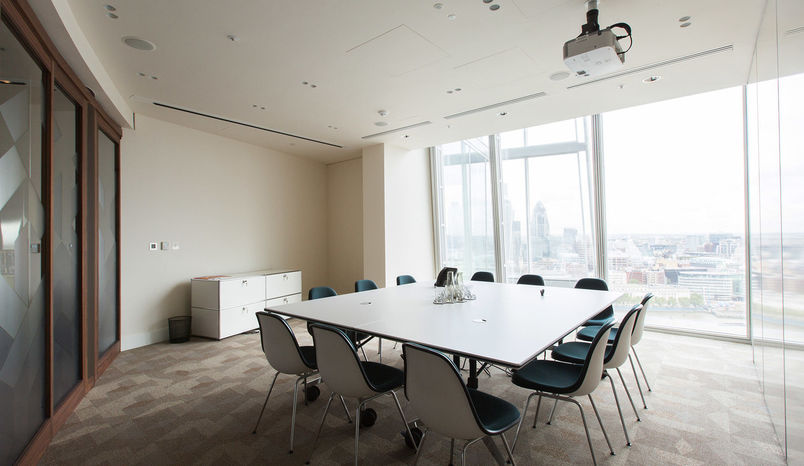 Meeting Room 1, TOG, 24/25 The Shard
