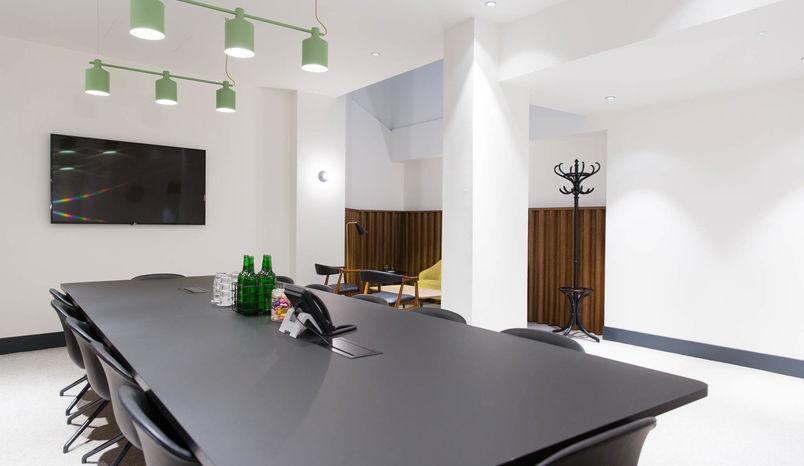 Meeting Room 3, TOG - Warnford Court