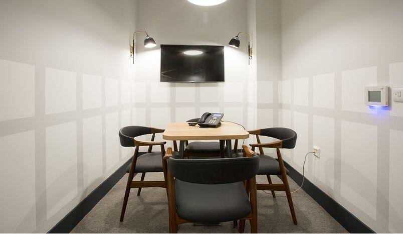 Meeting Room 4 , TOG - Warnford Court