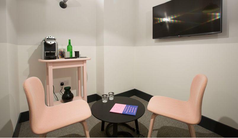 Meeting Room 5 , TOG - Warnford Court