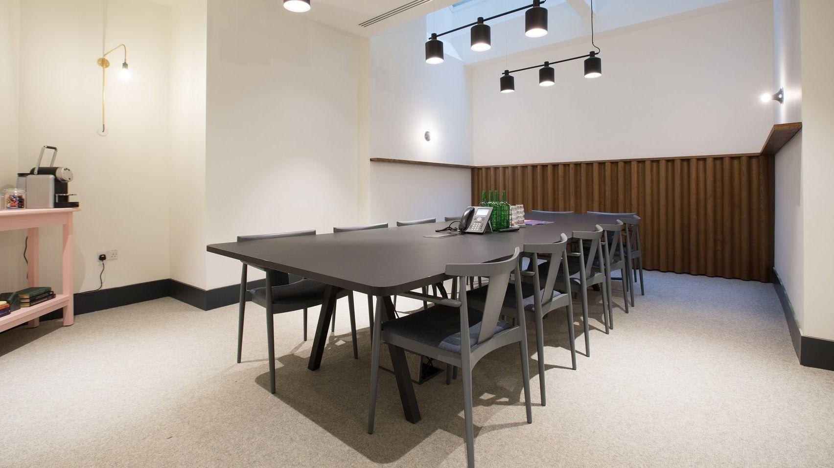 Meeting Room 7 , TOG, Warnford Court