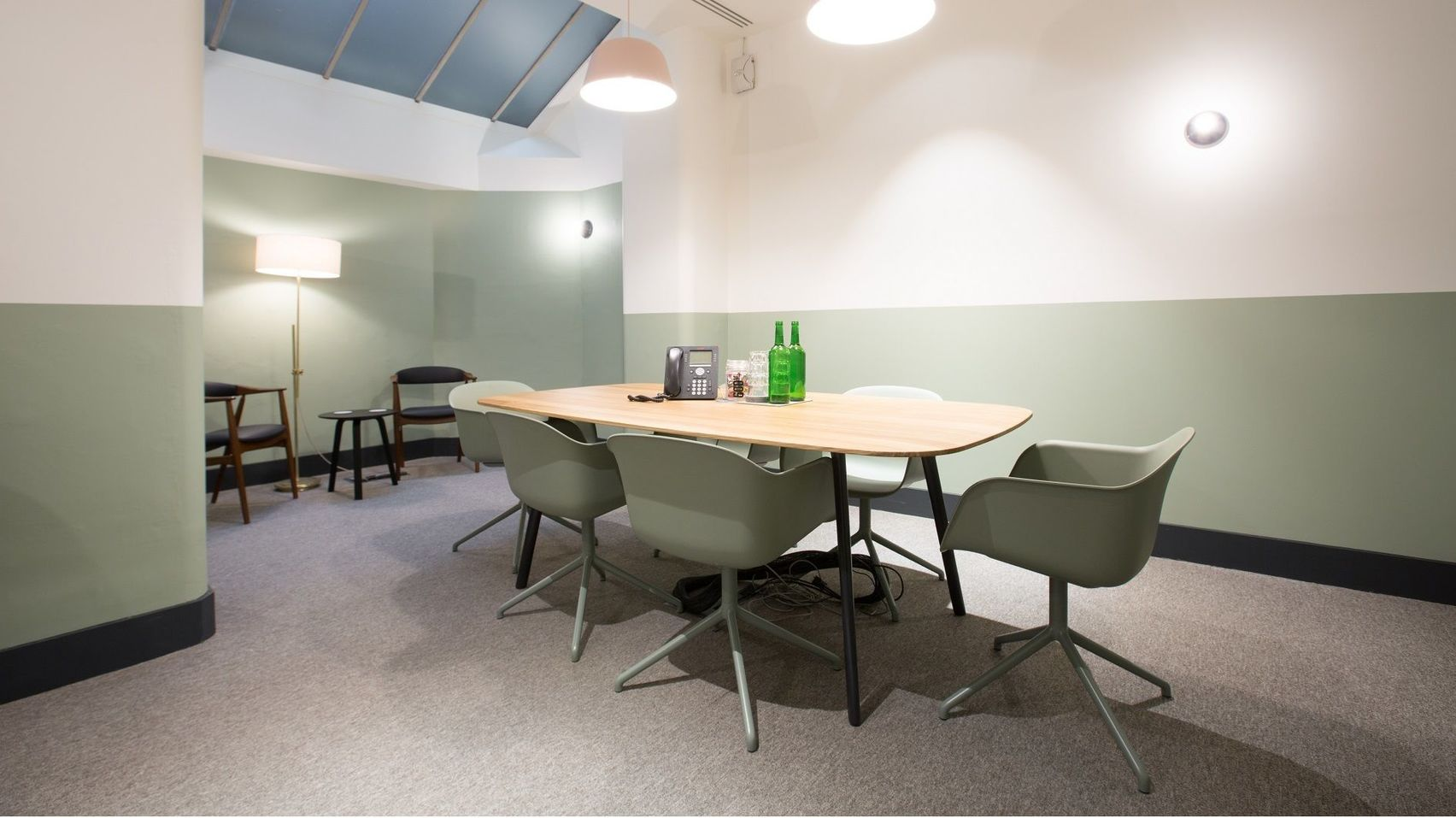 Meeting Room 9 , TOG, Warnford Court