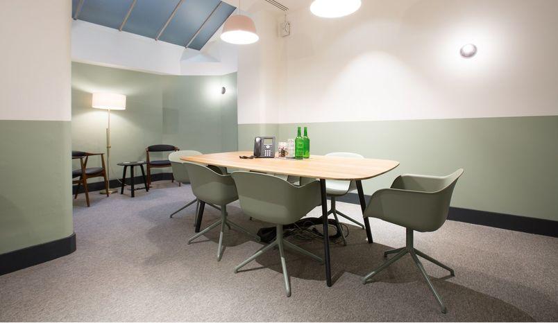Meeting Room 9 , TOG - Warnford Court
