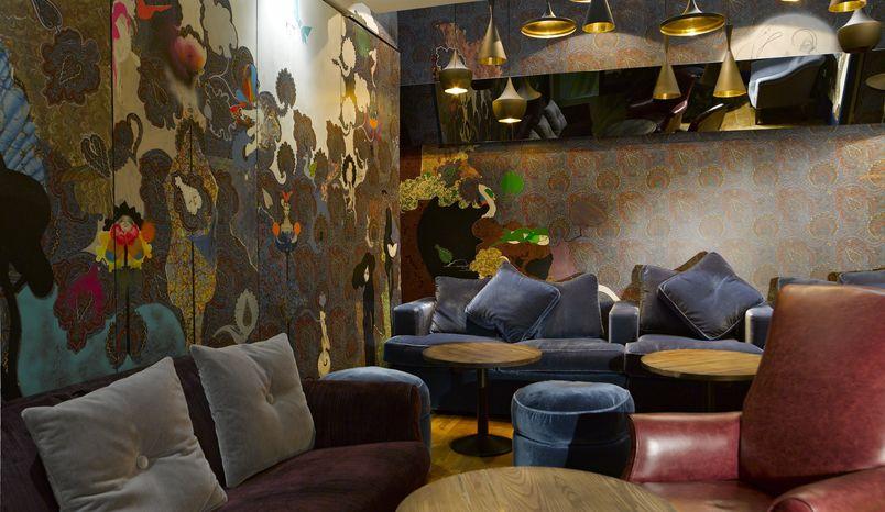 Bellini Bar, The Hospital Club