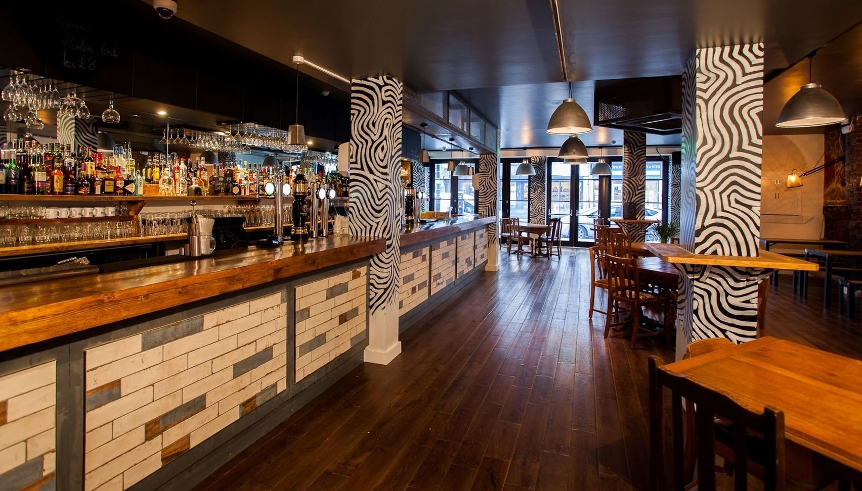 Exclusive Hire, Number 177 Bar & Kitchen