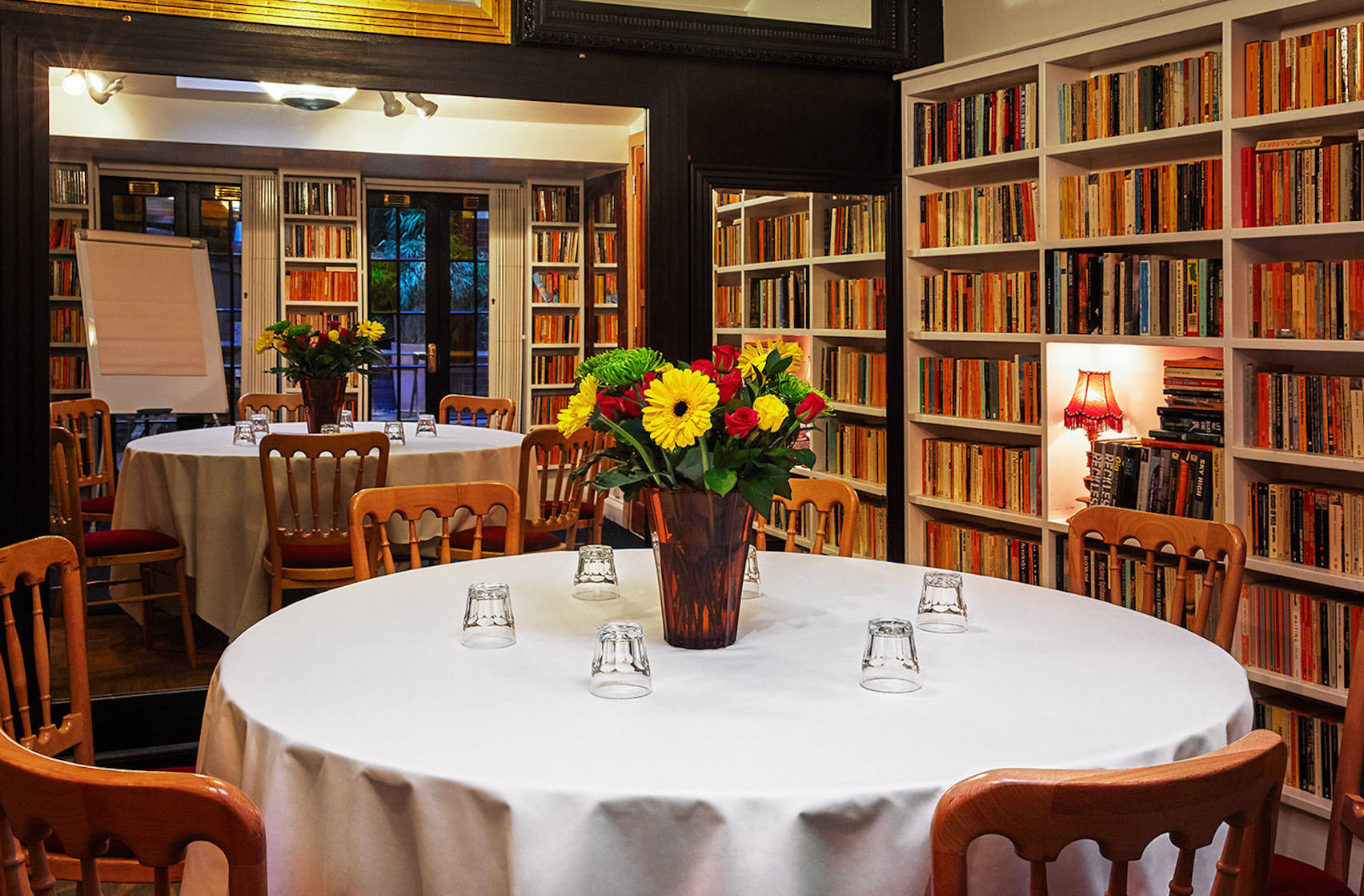Library, The Union Club