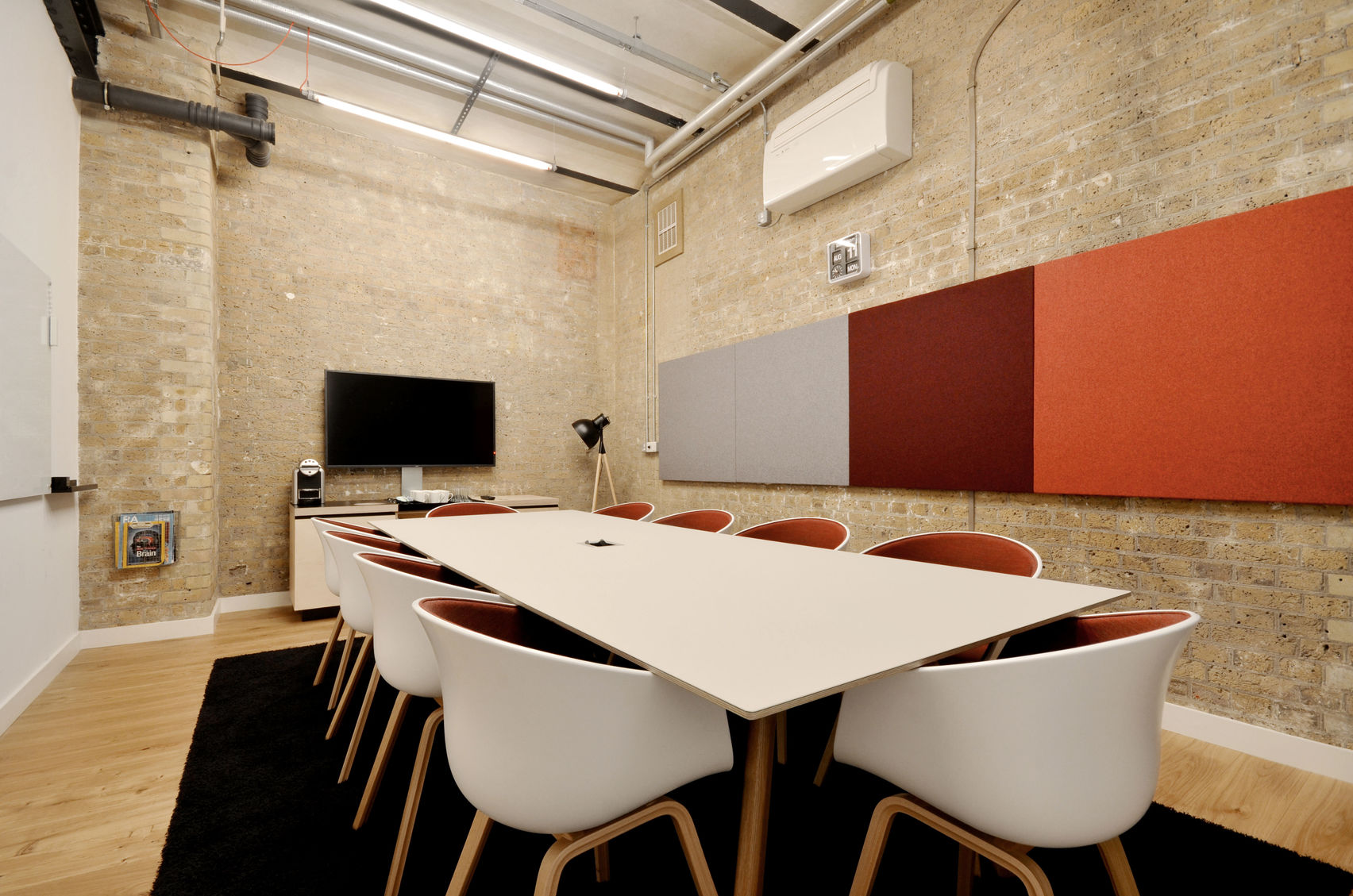 Equinox, Workspace Clerkenwell Workshops