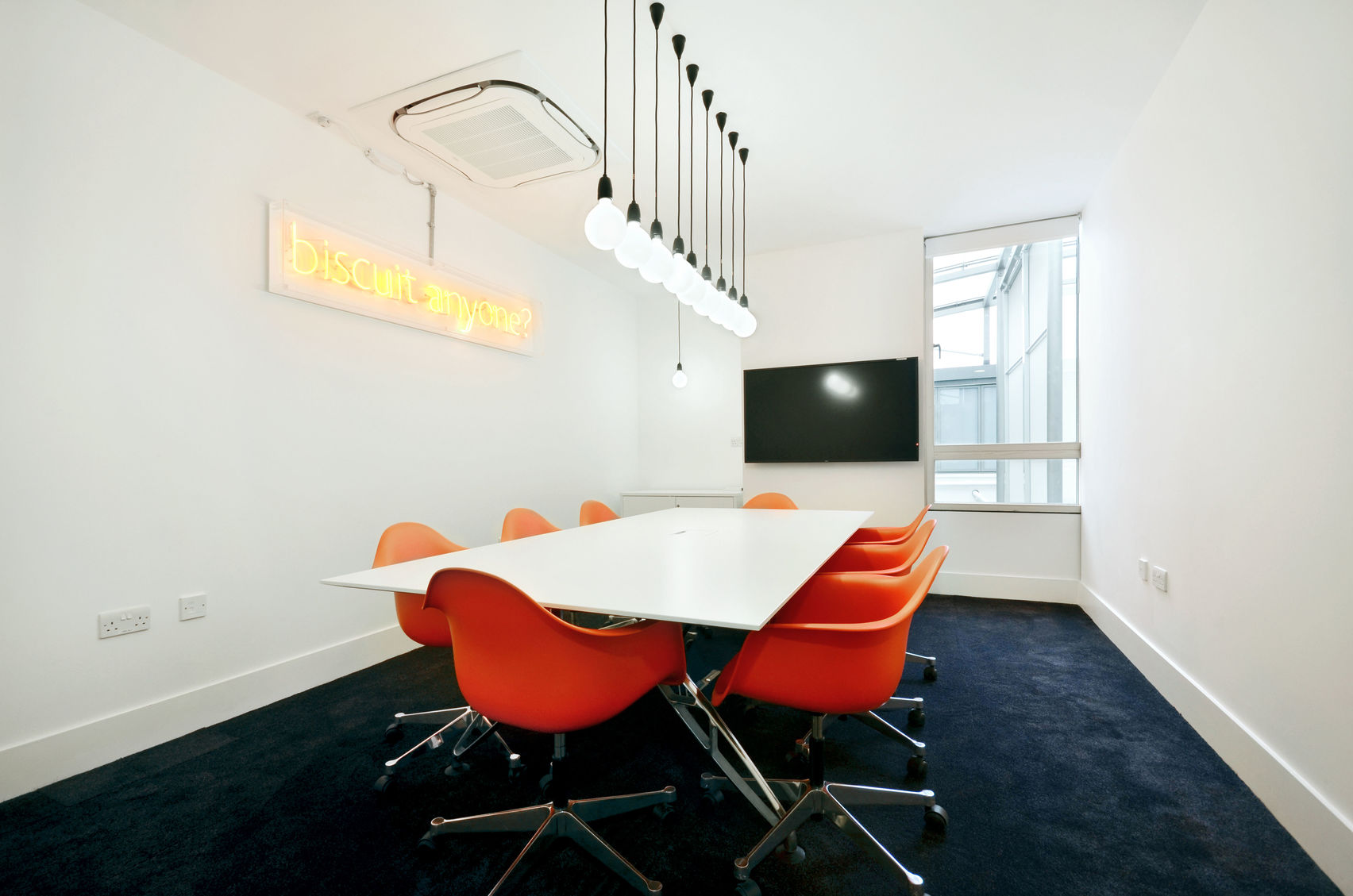 Meeting Room, Workspace Exmouth House