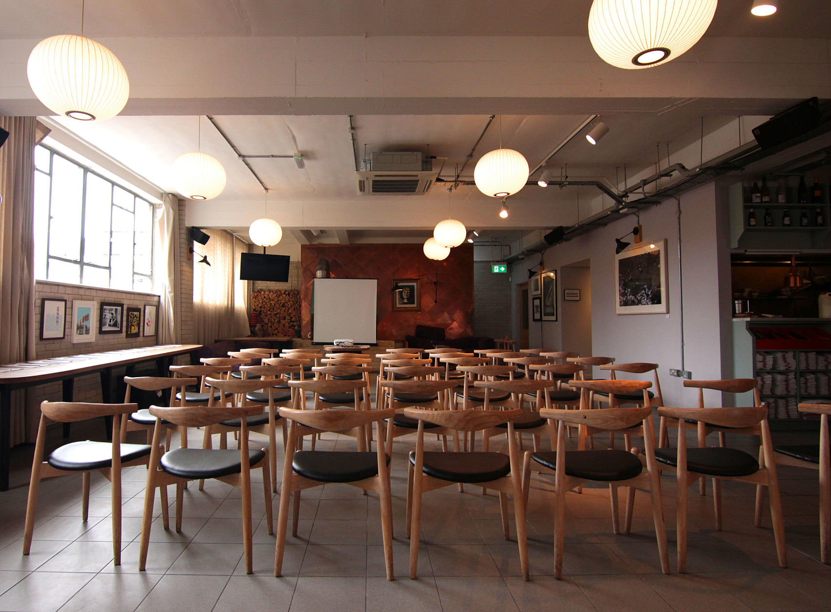 Conference Space, Forge & Co