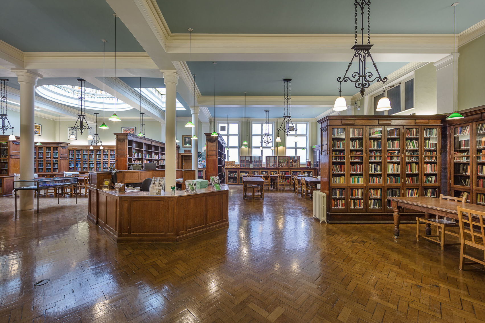 Victorian Library, 230 Bishopsgate
