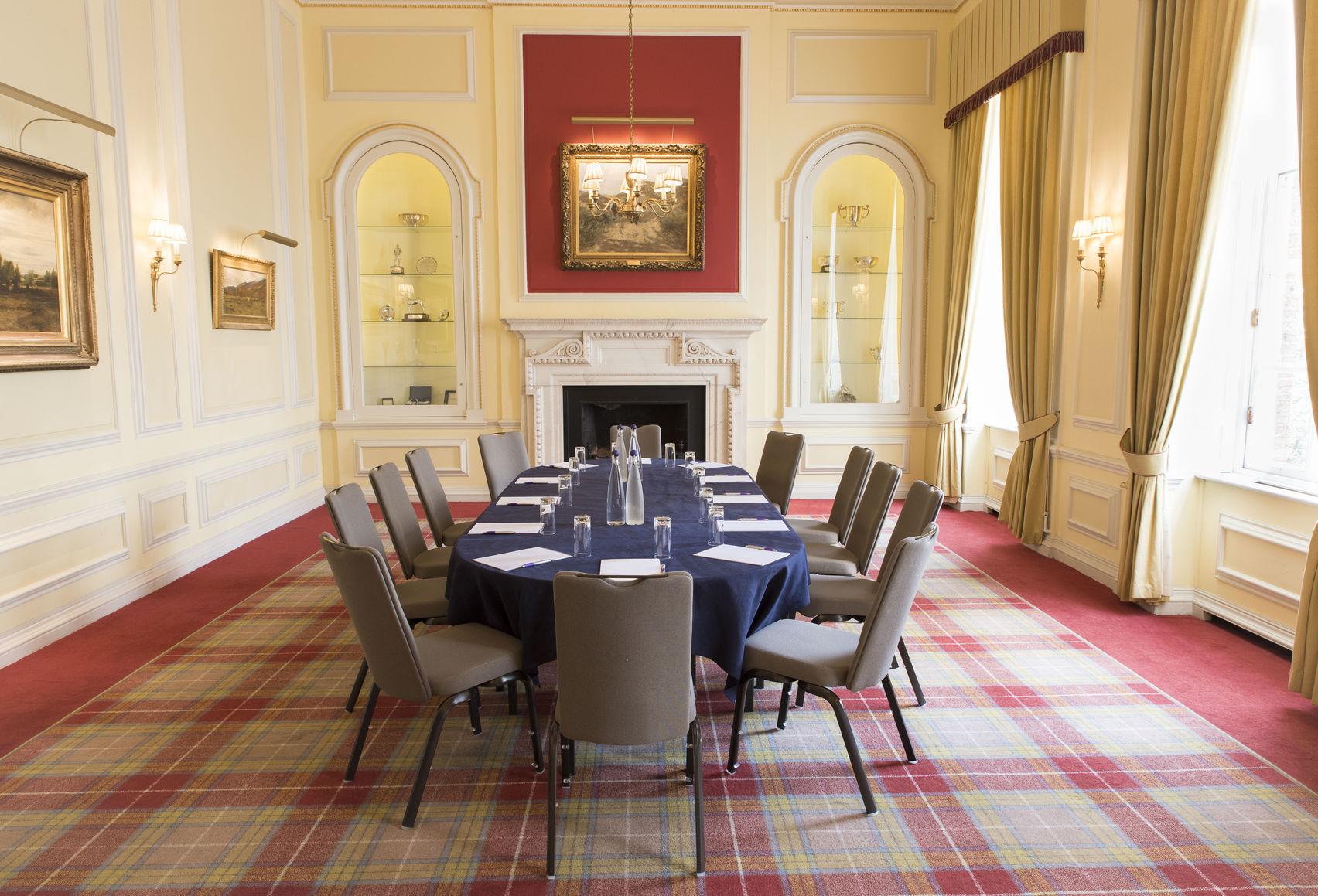 The Stuart Room, The Caledonian Club