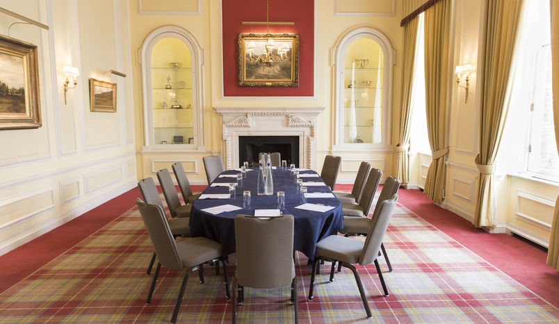 The Stuart Room, The Caledonian Club