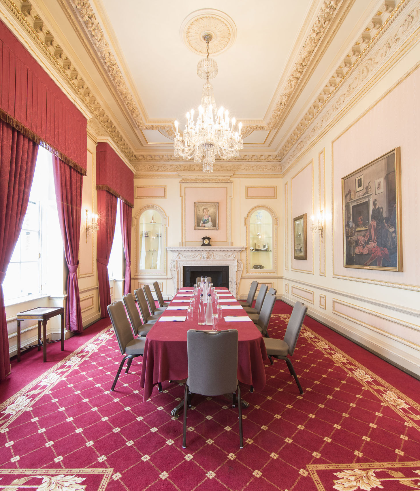 The Selkirk Room, The Caledonian Club