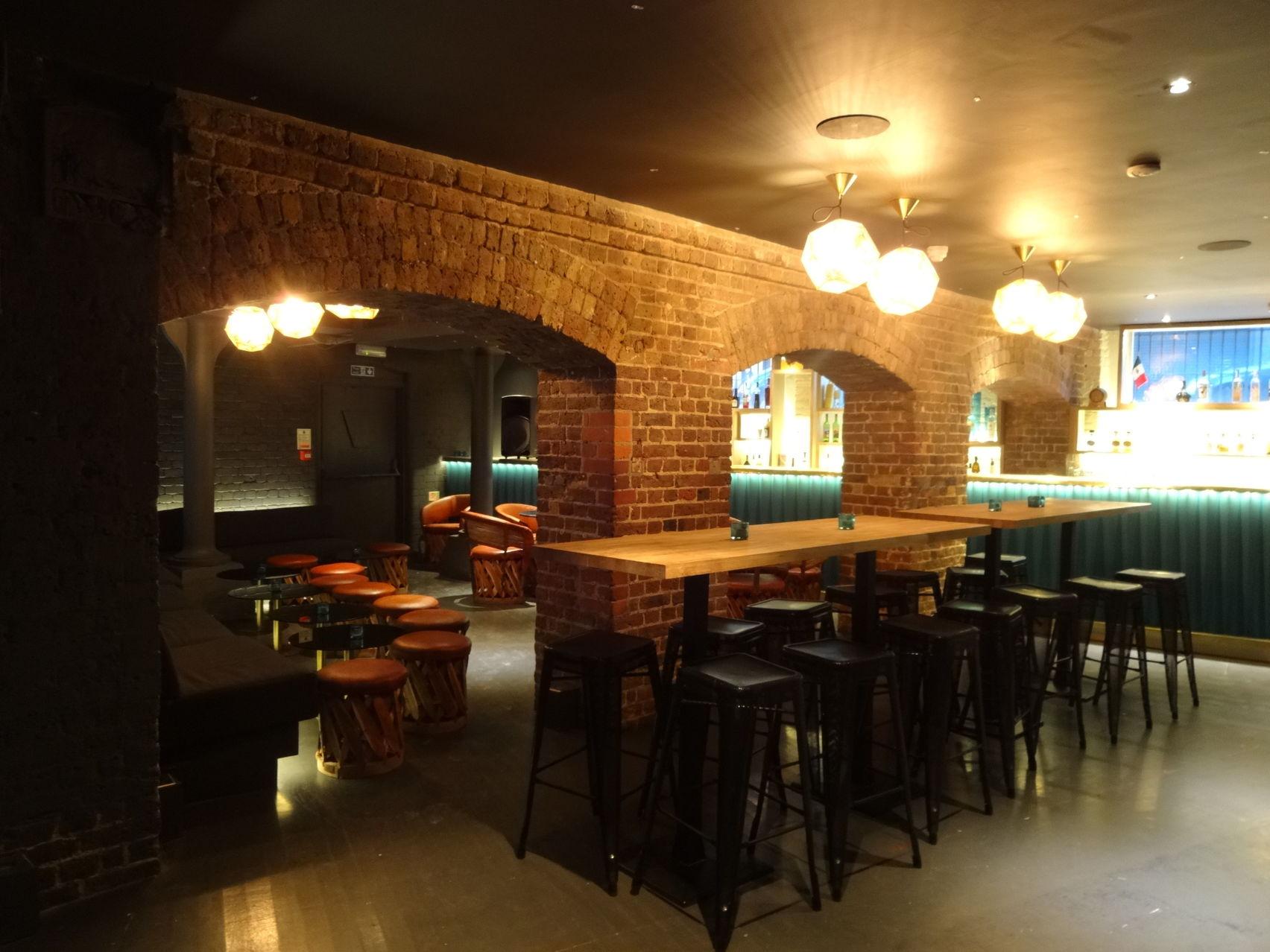 Mayahuel Bar Area, lupita