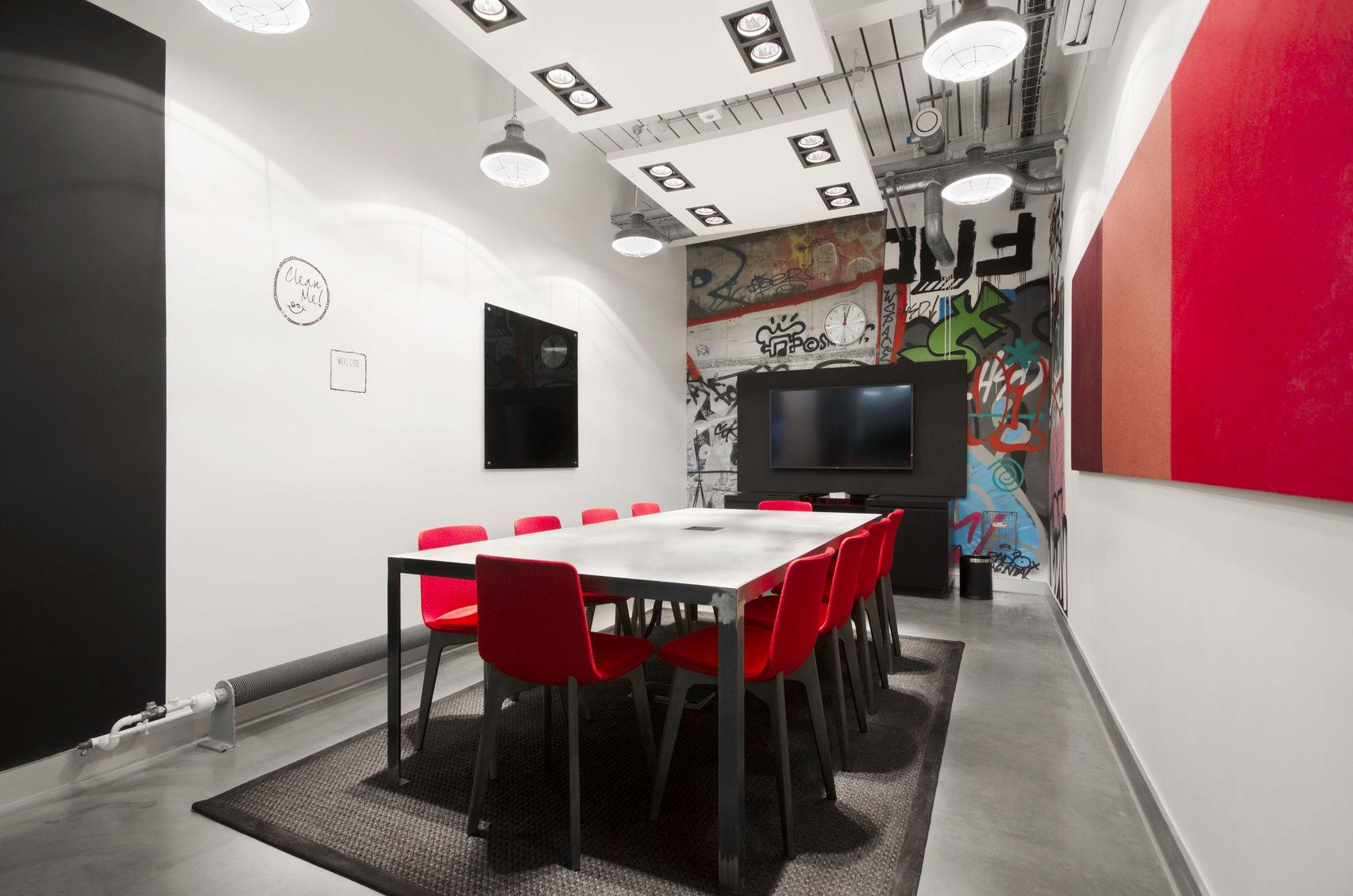 Subway, Workspace Westbourne Studios