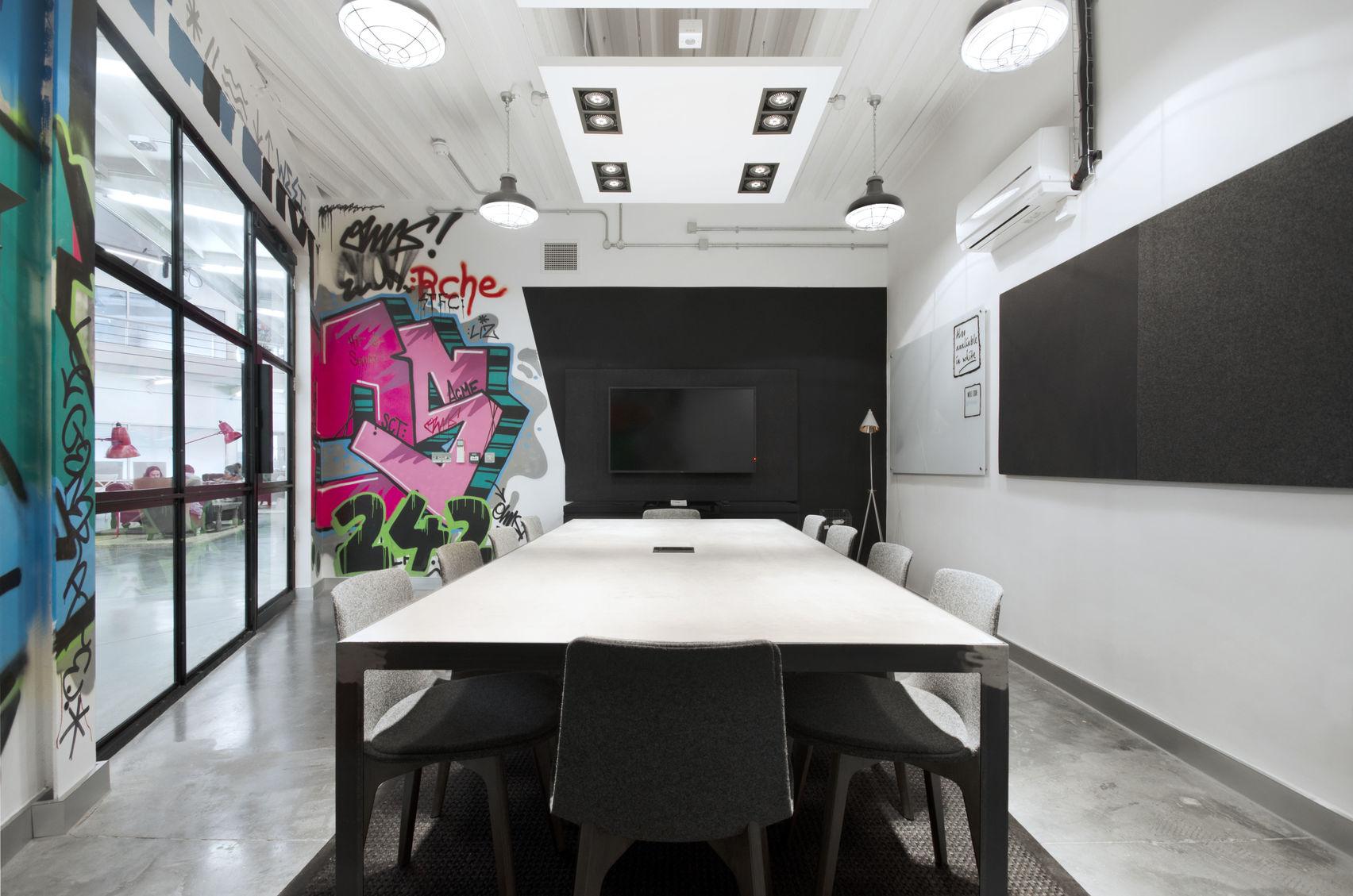 Concrete, Workspace Westbourne Studios