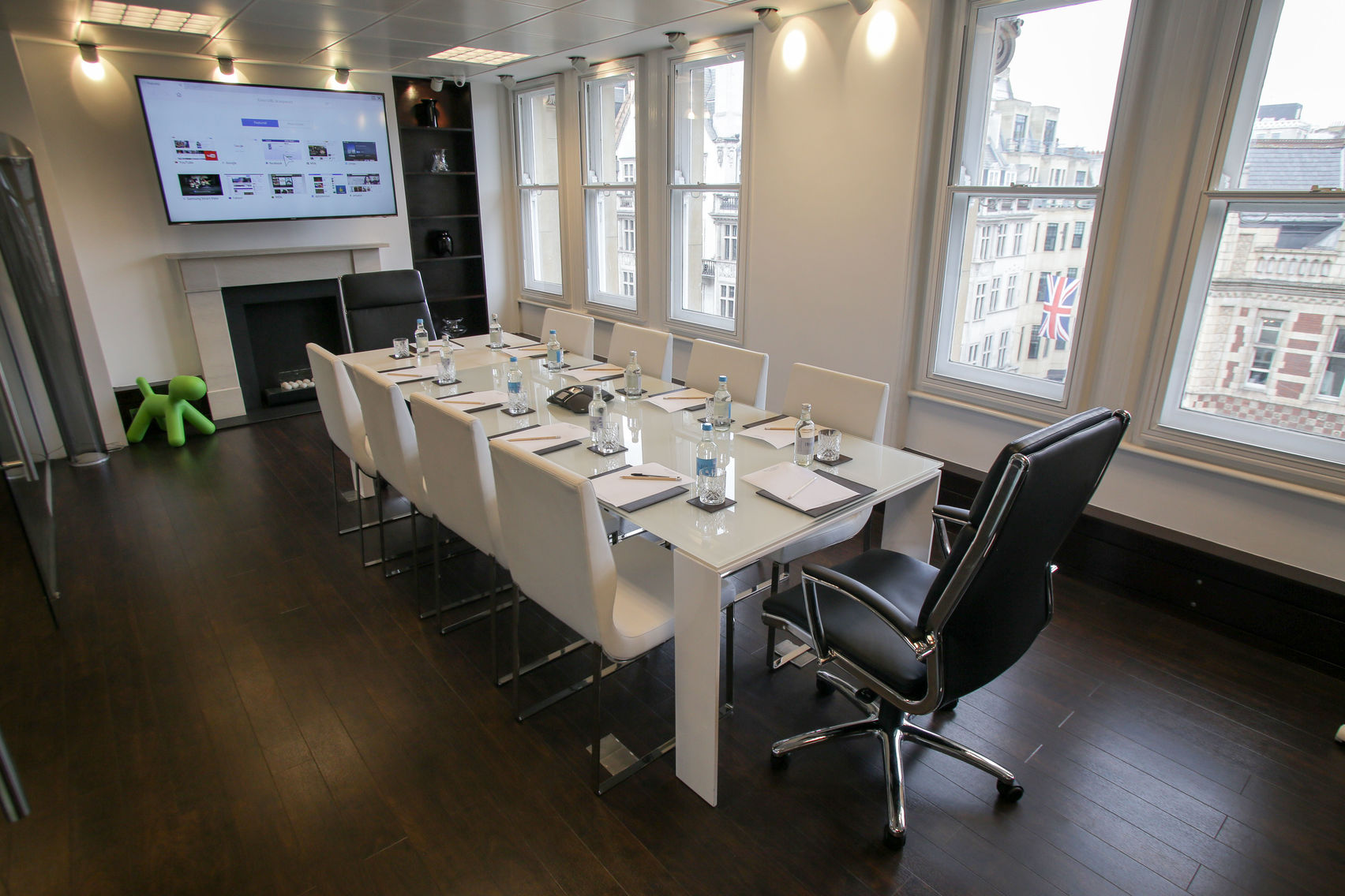 Mayfair, St James's and Piccadilly Meeting rooms, Piccadilly Chambers