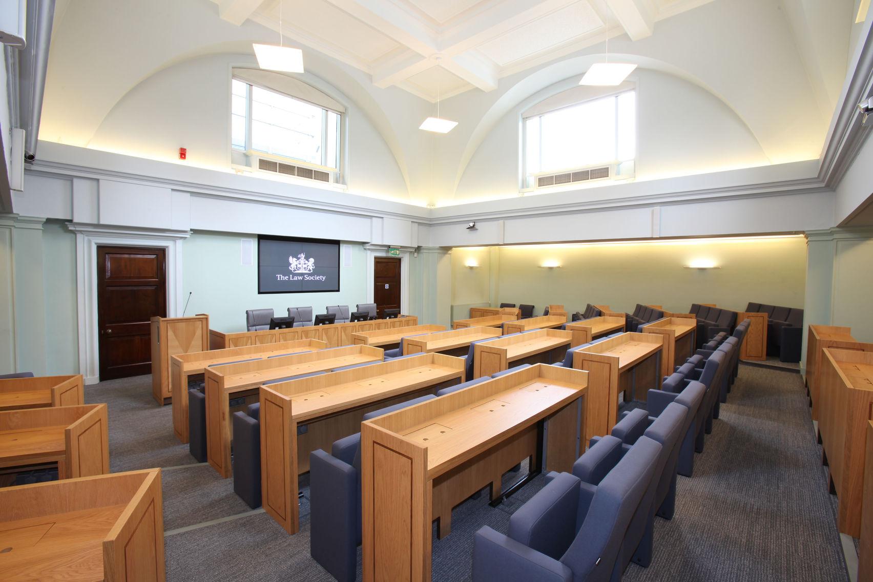 Council Chamber, 113 Chancery Lane