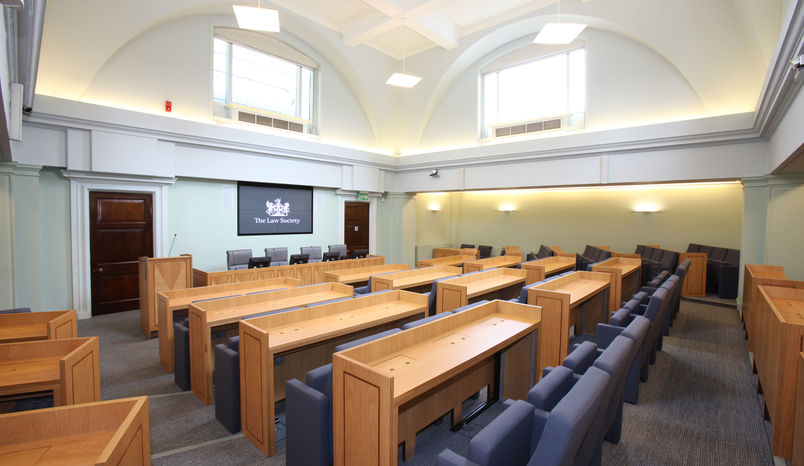 Council Chamber, 113 Chancery Lane