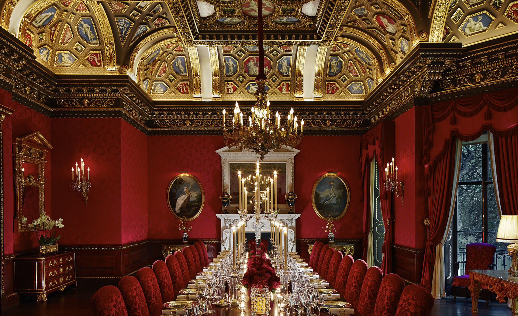 The William Kent Room, The Ritz London