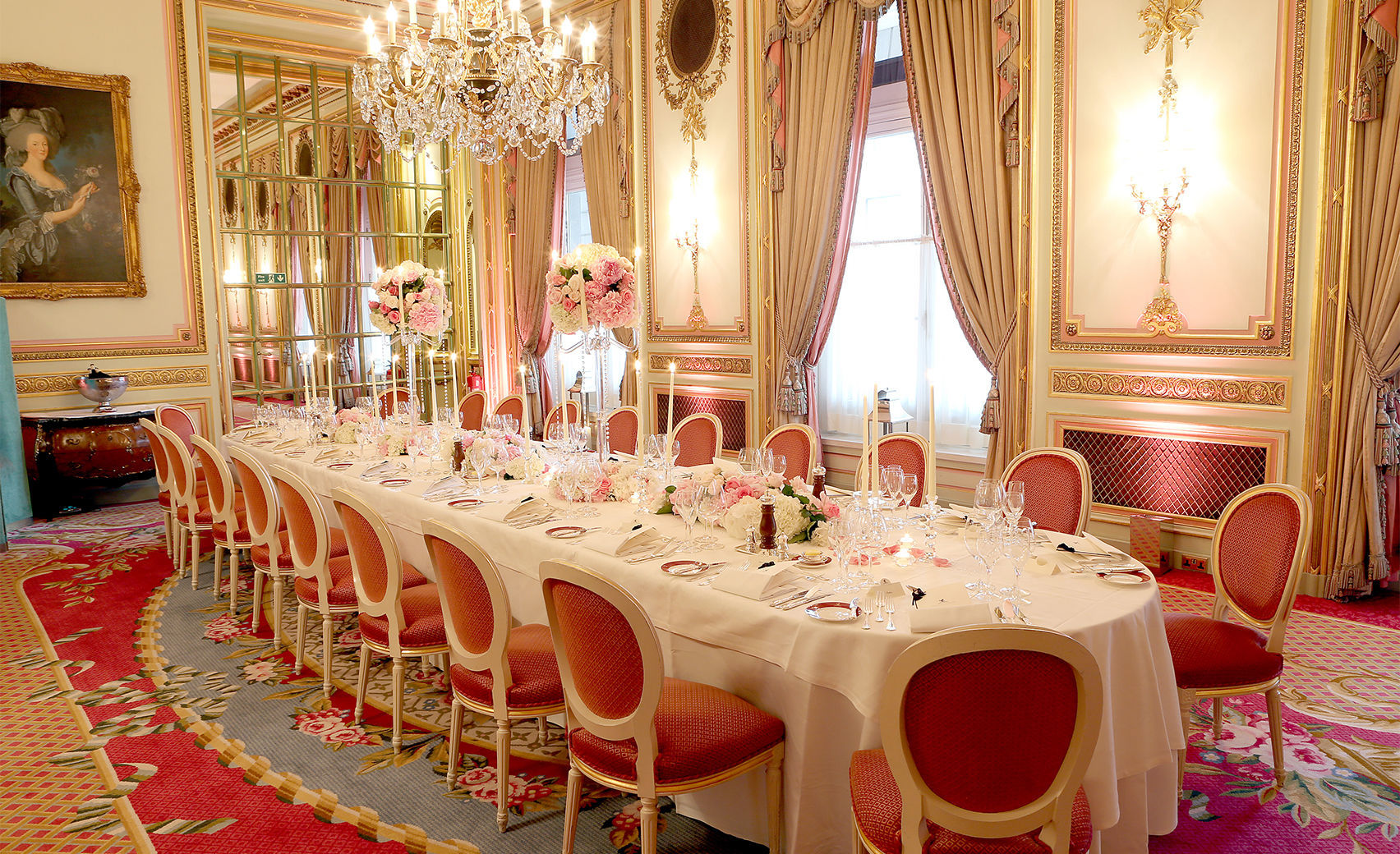 The Marie Antoinette Suite, The Ritz London