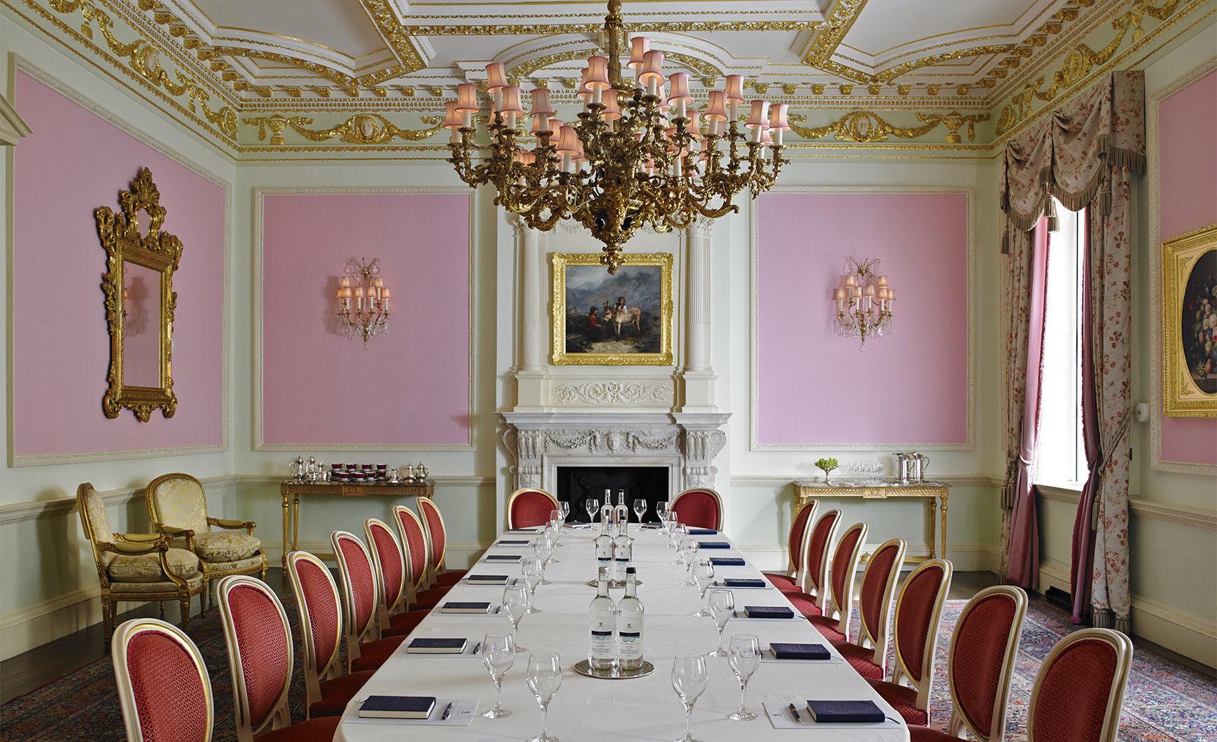 The Burlington Room, The Ritz London