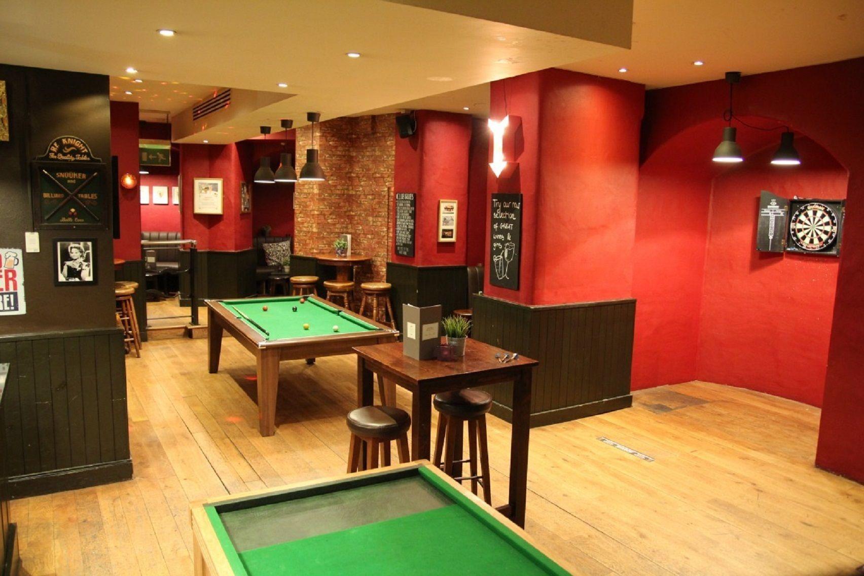 Club Room, Jamies Wine Bar, Creechurch Lane