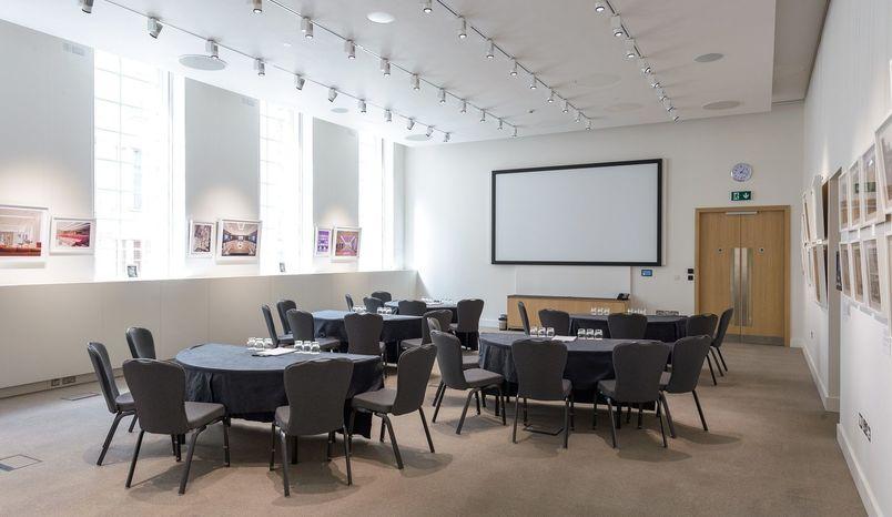 Mountbatten Exhibition Room, IET London: Savoy Place