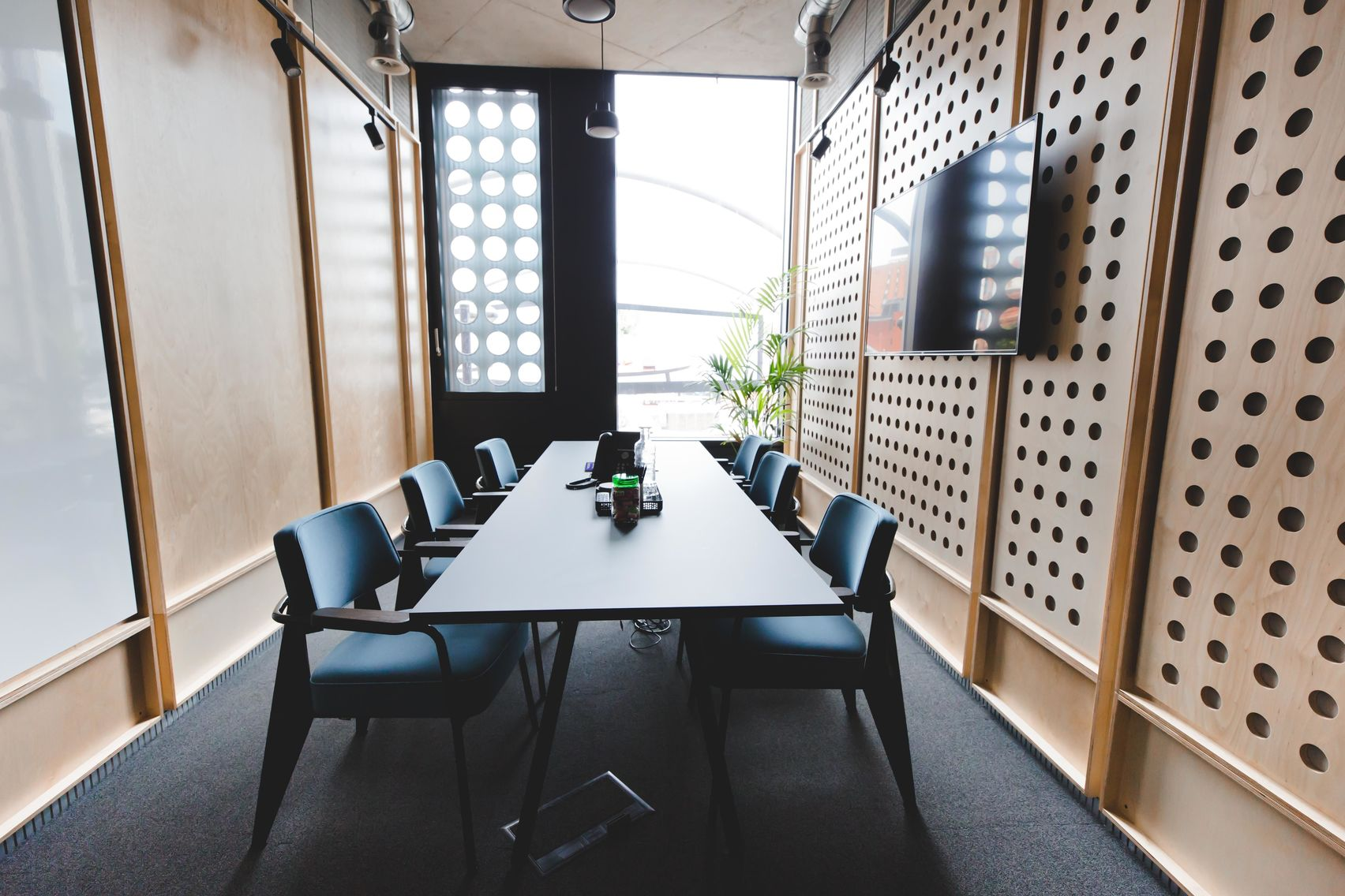 Meeting Room 4, TOG, White Collar Factory