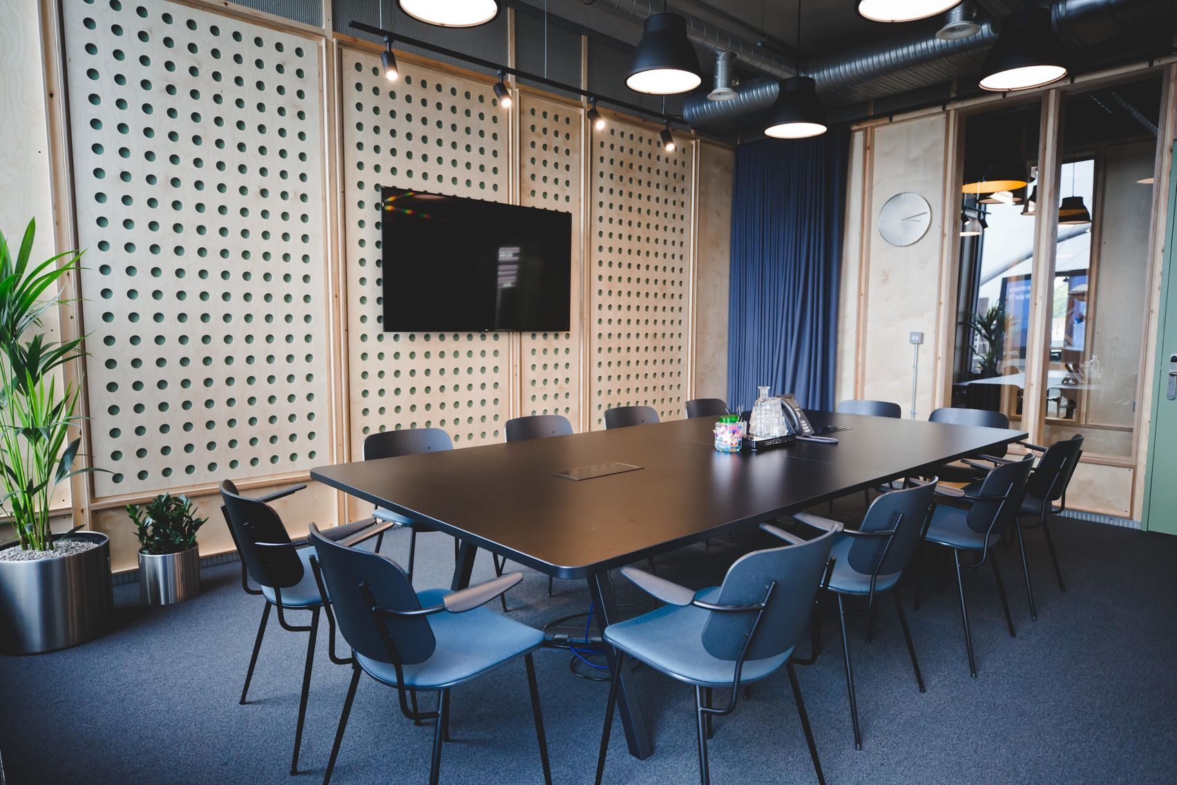 Meeting Room 5, TOG, White Collar Factory