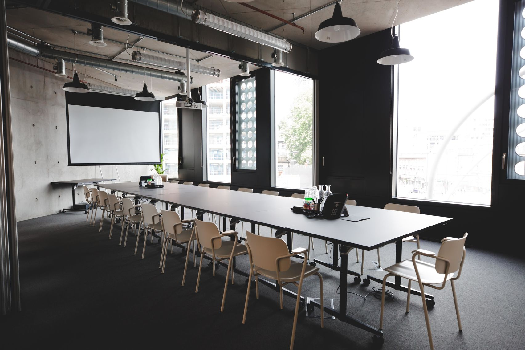 Meeting Room 6 & 7 , TOG, White Collar Factory