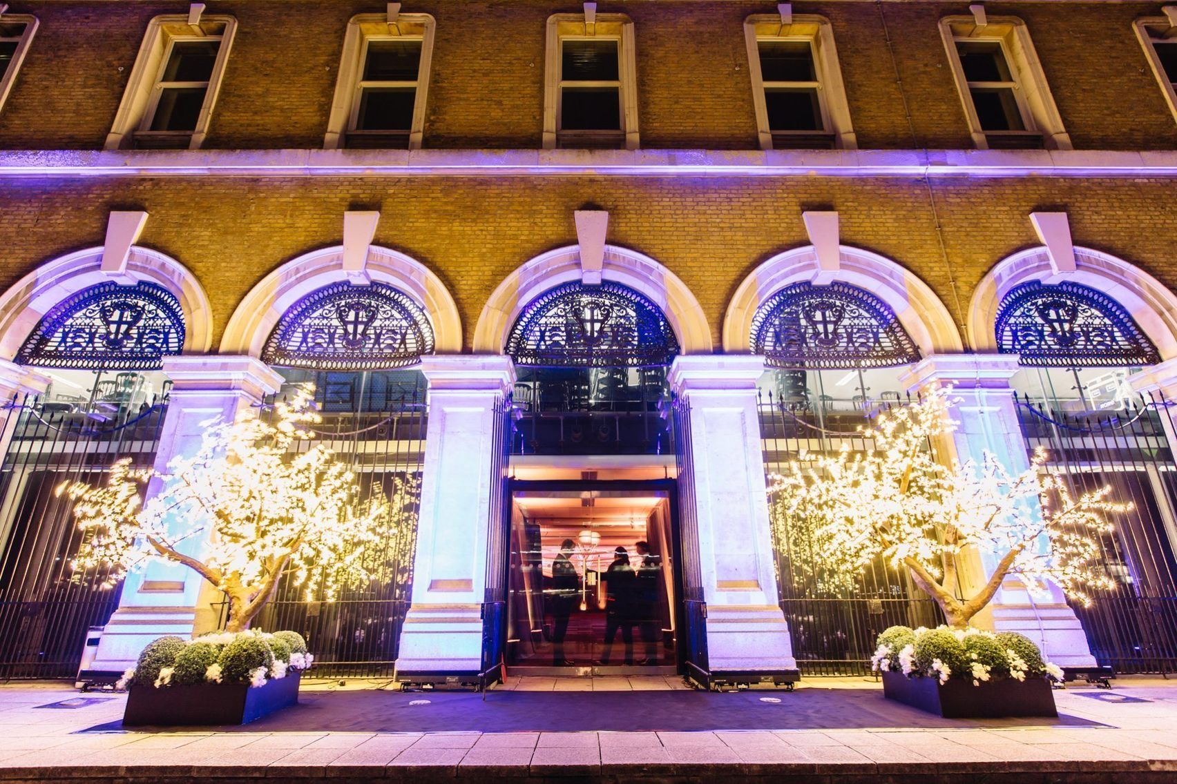 Winter Parties at, Old Billingsgate (Ultimate Experience)