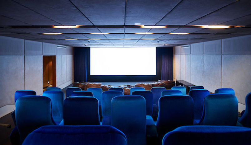 The Screening Room, The Hospital Club