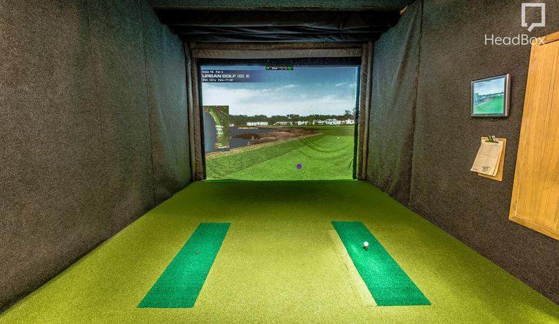 The Lower Level , Urban Golf Soho