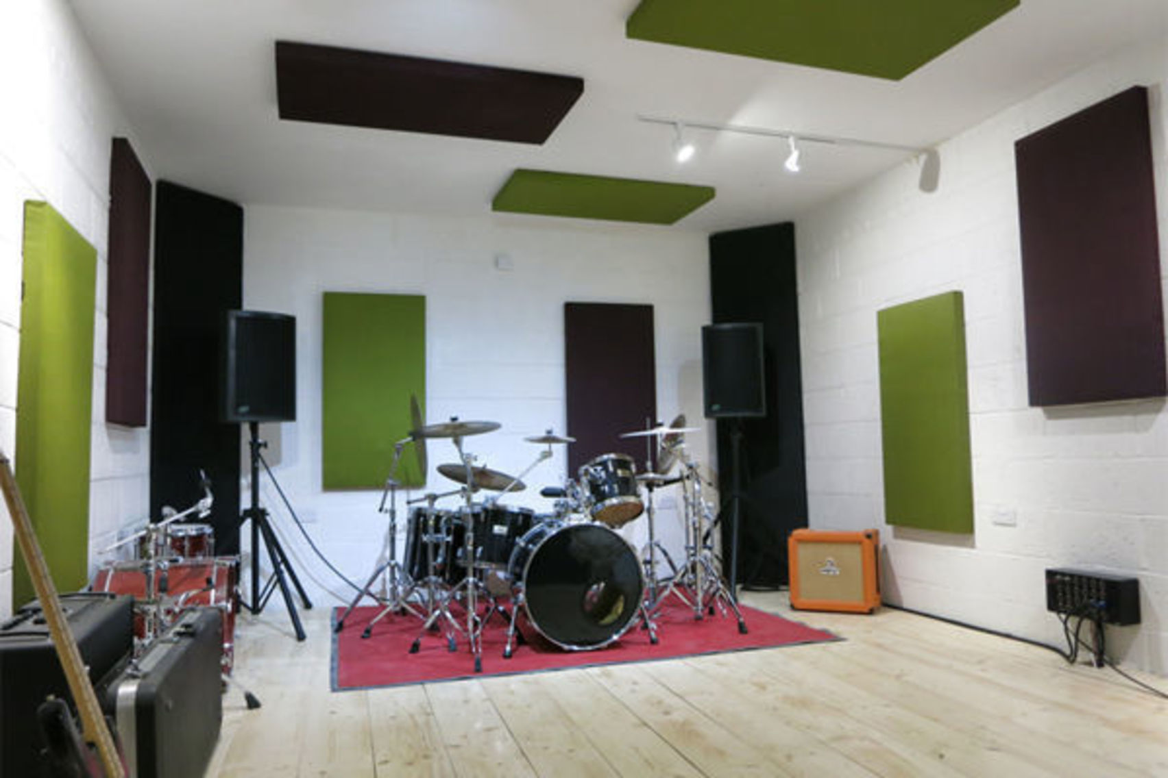 Studio  2, The Blue Studios