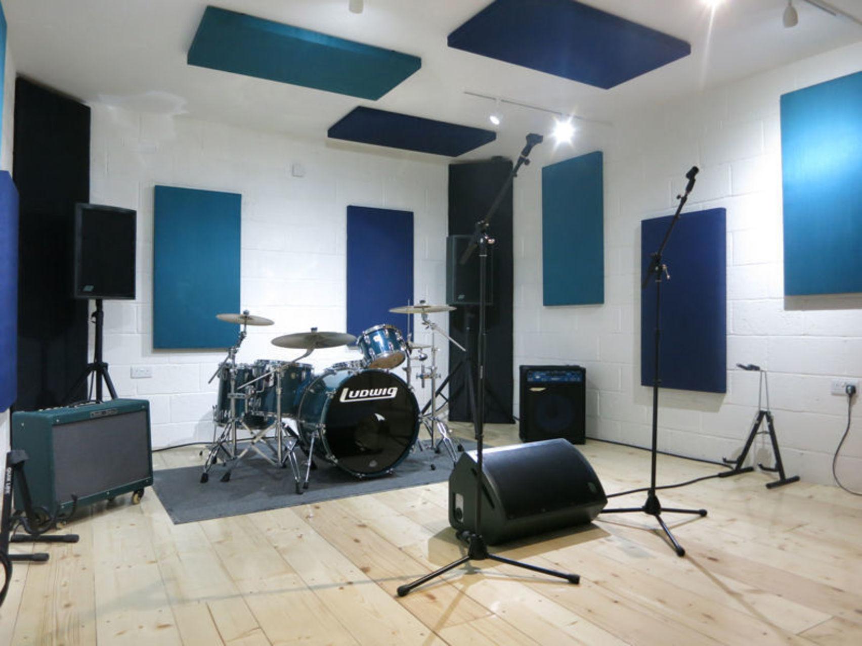 Studio 3, The Blue Studios