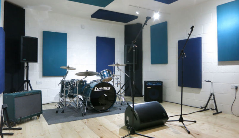 Studio 3, The Blue Studios