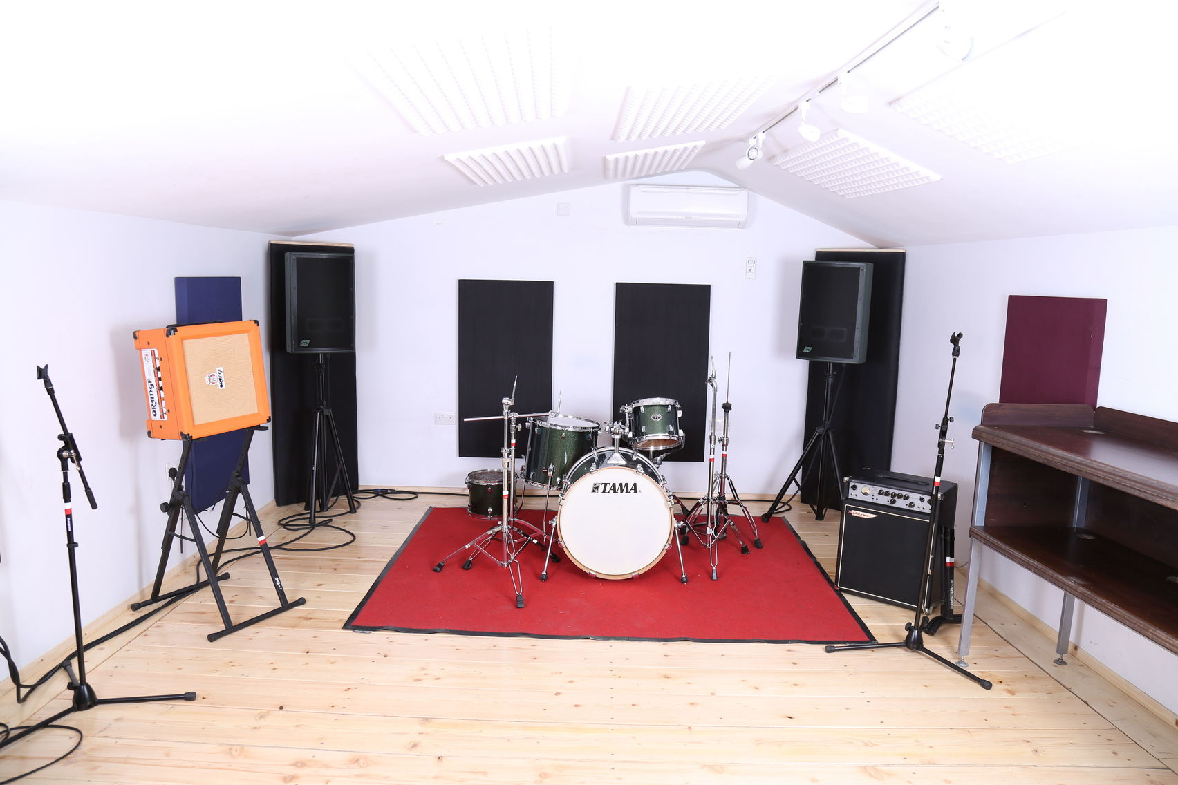 Studio 4, The Blue Studios