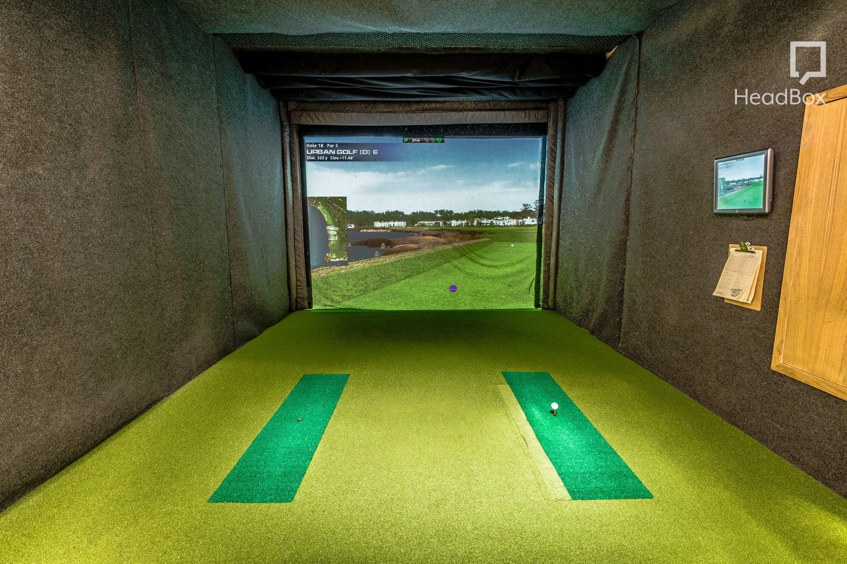 Simulators 1 - 5 , Urban Golf Smithfield
